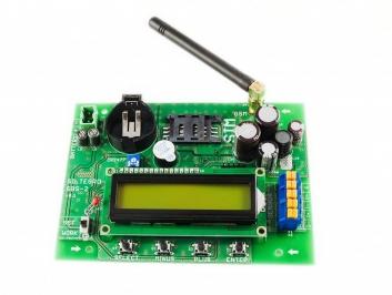 System pomiarowy z komunikacją GSM