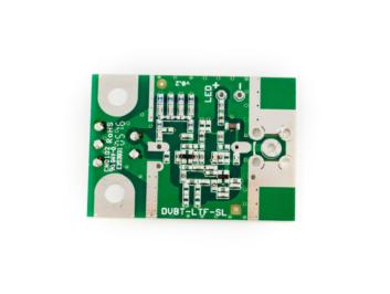 Wzmacniacz sygnału antenowego z filtrem LTE